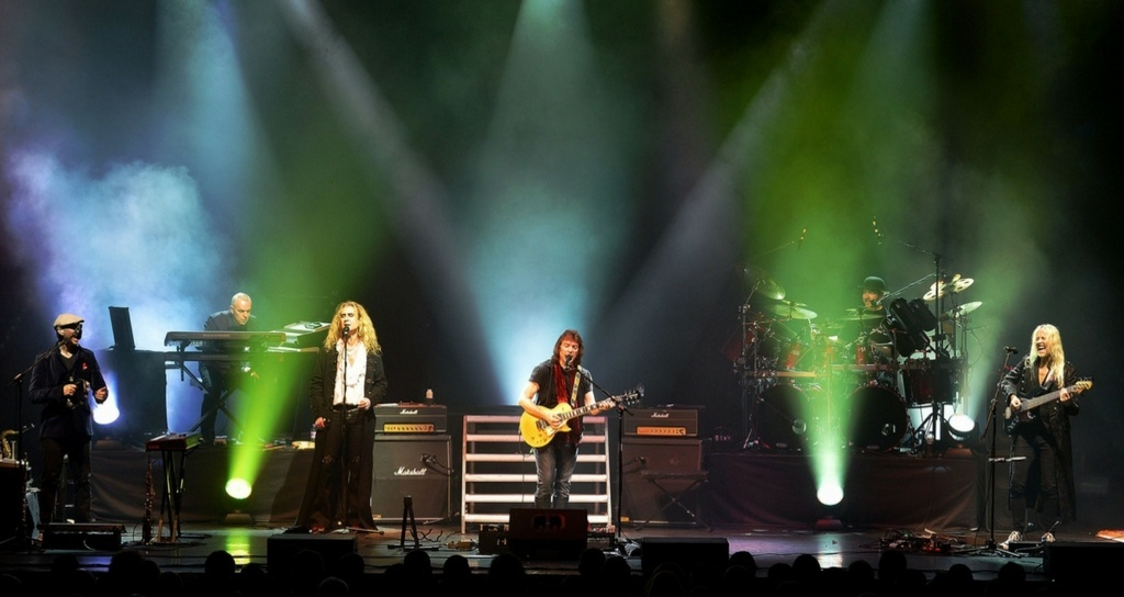 Steve Hackett – Genesis Revisited @ Palais